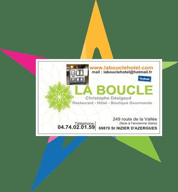Auberge de la Boucle à Saint-Nizier-D'Azergues